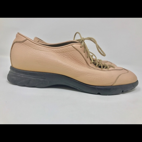 pretty nice fd25a 68714 Alexander Trend Size 8.5 Blush Pink Oxfords Laces